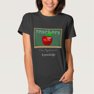 """""""We Are"""" the symbol of knowledge T-shirt"""