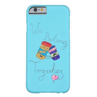 We Belong Together Phone Case