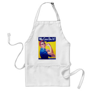 We Can Do It Rosie the Riveter Standard Apron