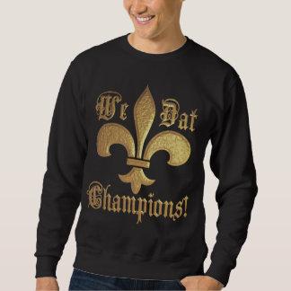 We Dat Gold NOLA Originals Sweatshirt