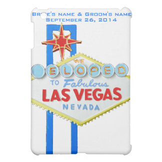 We Eloped Las Vegas Case For The iPad Mini