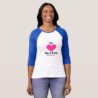 We Heart Mike & Brenda T-Shirt