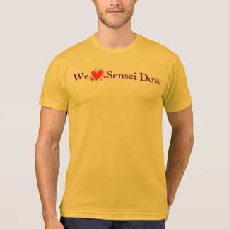 We Love Sensei Dow, Men's T-Shirt