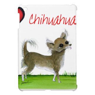 we luv chihuahuas from tony fernandes case for the iPad mini