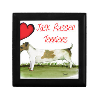 we luv jack russell terriers from Tony Fernandes Gift Box