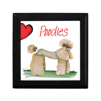 we luv poodles from Tony Fernandes Gift Box