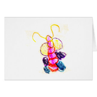We stand with You Caterpillar jGibney The MUSEUM A Greeting Cards