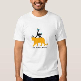 We Three Kings T-shirts