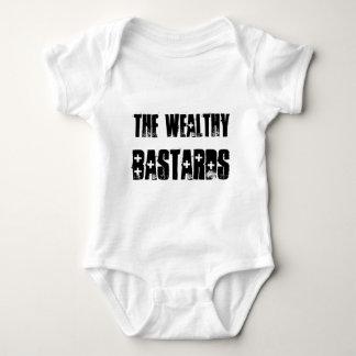 Wealthy Bastards Infant Creeper