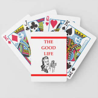 wealthy bicycle poker deck