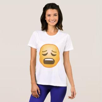 Weary Emoji T-Shirt