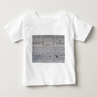 weathered wood ripple baby T-Shirt