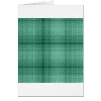 Weave - Aquamarine Card