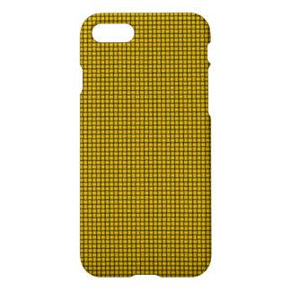 Weave - Tangerine Yellow iPhone 7 Case