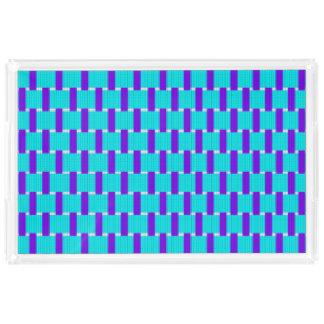 Weaved Acrylic Tray