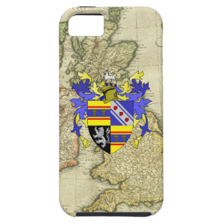 Weaver Coat of Arms Family Crest iPhone 5 Case