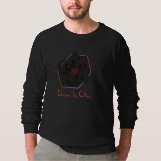 Web American Apparel Raglan Sweatshirt