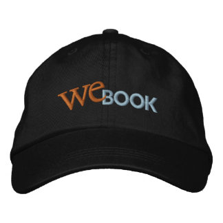 WEbook Embroidered Hat