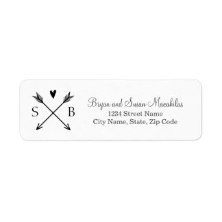 Wedding Address Label