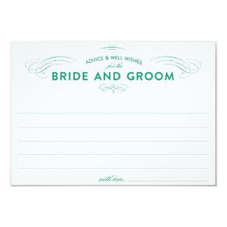 Wedding Advice Cards 9 Cm X 13 Cm Invitation Card