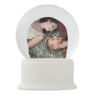Wedding Anniversary Snow Globe