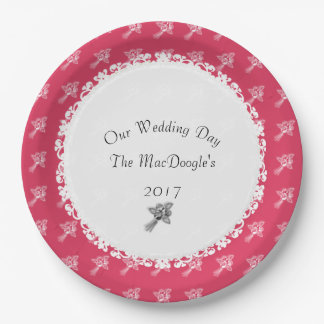 Wedding-Anniversary-Template_White-Roses(c) Paper Plate