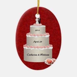 Red Velvet Cake Decorations, Red Velvet Cake Ornaments