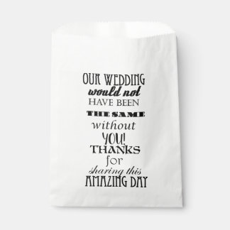 Wedding Cake / Favor Bags