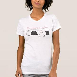 Wedding Clothes (Bride & Groom) Bridesmaid Shirt