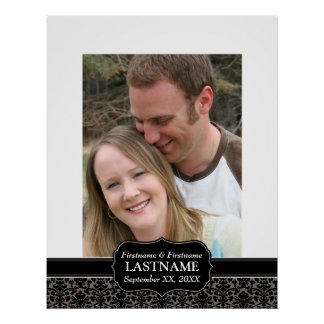 Wedding Day - Guest Book Sign Border