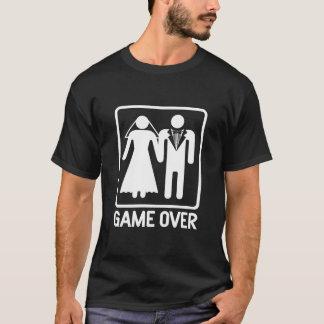 Wedding Game Over T-Shirt