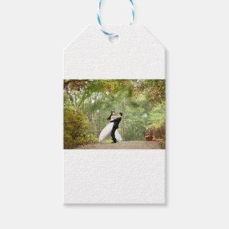 Wedding gift gift tags