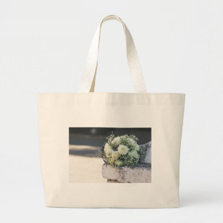 Wedding Marriage gifts for Bride Large Tote Bag