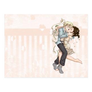 Wedding Night Post Card