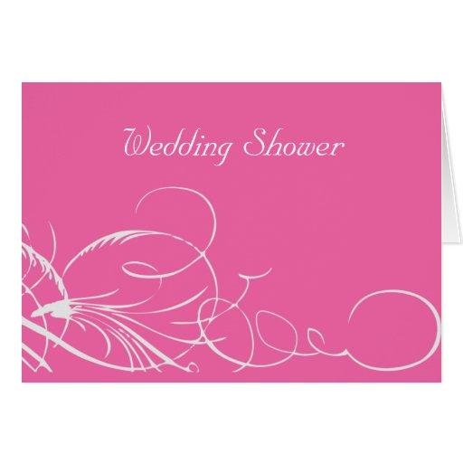 Wedding Shower Greeting Card