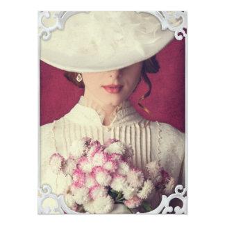 "Wedding /  Special Event - SRF 5.5"" X 7.5"" Invitation Card"