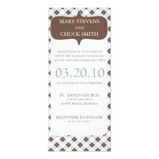 Wedding (Today's Best Award) 10 Cm X 24 Cm Invitation Card