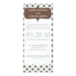 Wedding (Today's Best Award) 10 Cm X 24 Cm Invitation Card