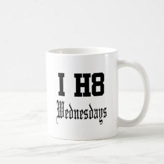 wednesdays coffee mug