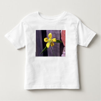 Weed flower t shirt