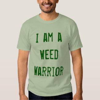 Weed Warriors Tshirts