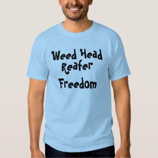 Weedhead. T Shirts