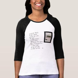 weeds poem tshirt