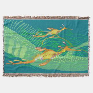 Weedy Sea Dragon and Seagrass