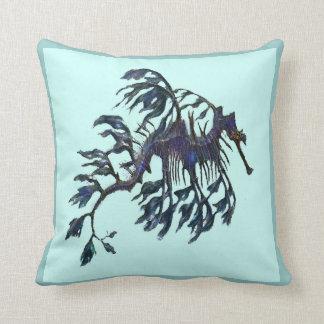 weedy sea dragon pillow