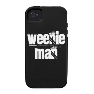 Weenie Man Smartphone and Cell Phone Covers iPhone 4 Case