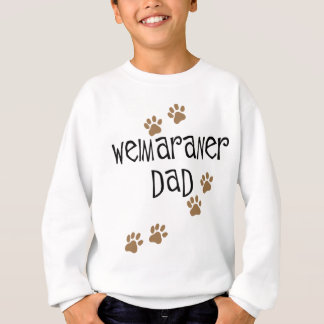 Weimaraner Dad Sweatshirt