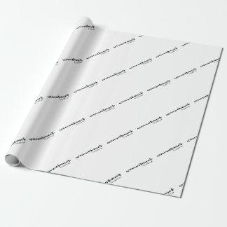 Weimaraner mama wrapping paper