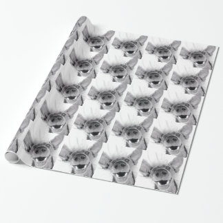 Weimeraner Wrapping Paper