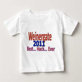 Weinergate - Anthony Weiner scandal Baby T-Shirt